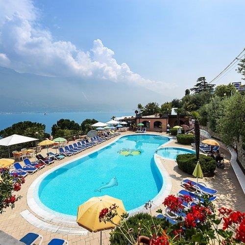 Camping Park Garda, Limone sul Garda, Lake Garda, Italy