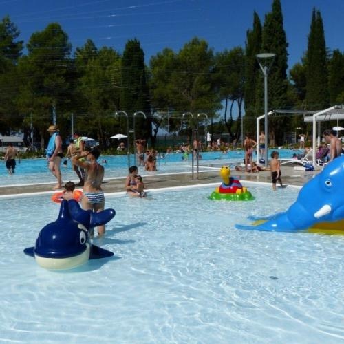 Camping Valkanela, Vrsar, Istria, Croatia